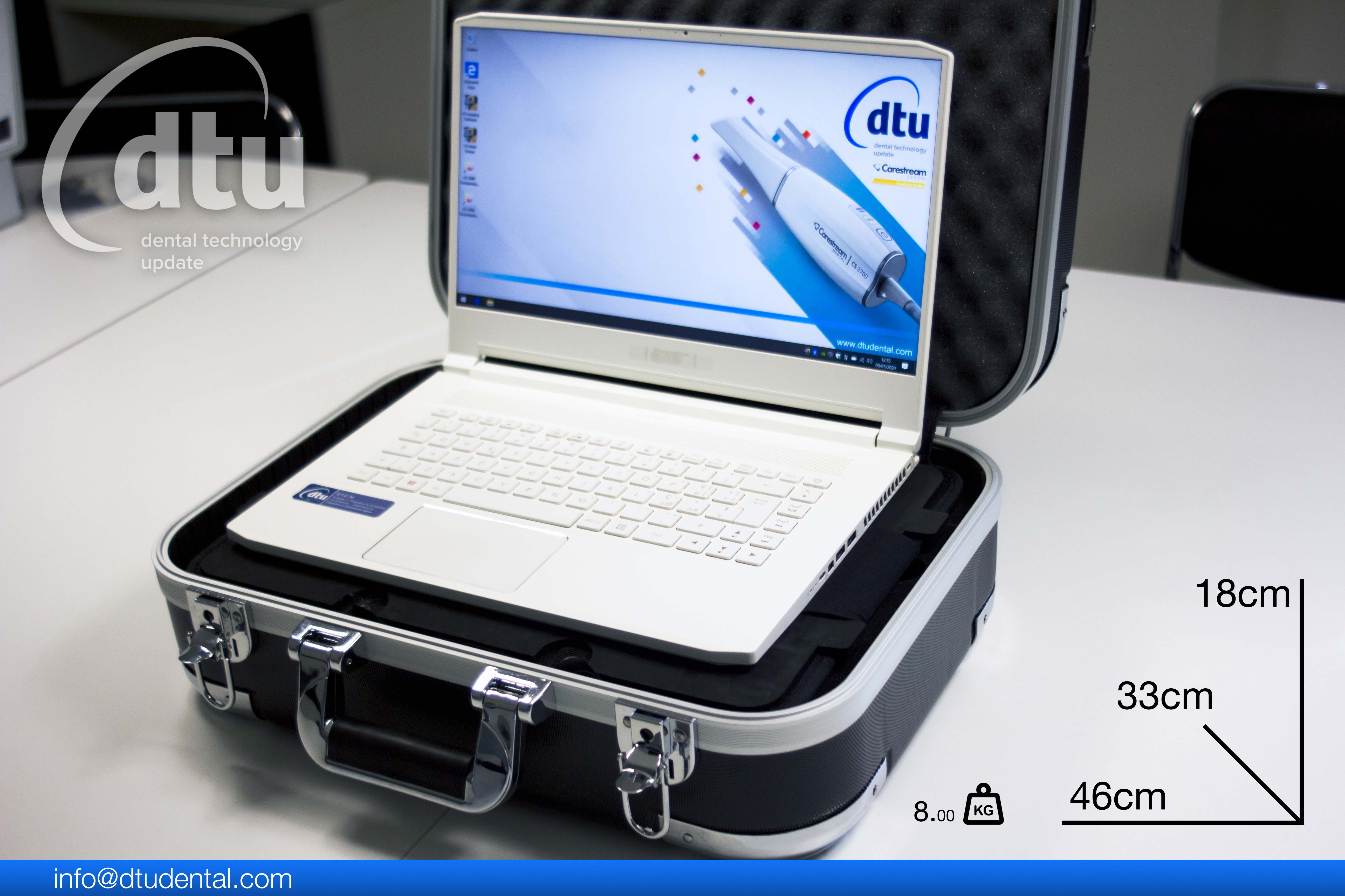 Smart Carrying Case DTU srl