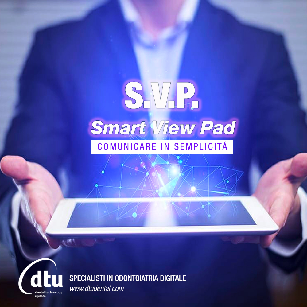 SVP - Smart View Pad